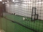 Indoor Batting Cage