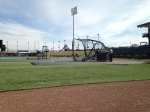 View from visiting dugout