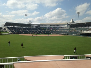 Hammond Stadium in Fort Myers