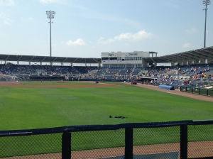 Spring Training home of the Tampa Bay Rays in Port Charlotte